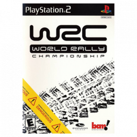 World Rally Championship PS2 (SP)