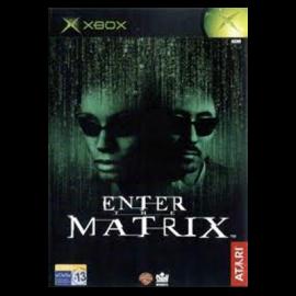 Enter the Matrix Xbox (SP)