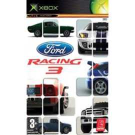 Ford Racing 3 Xbox (SP)