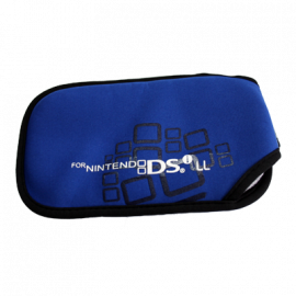Soft Bag Azul DSiXL/3DS XL