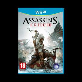 Assassin's Creed III Wii U (SP)
