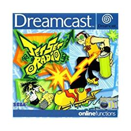 Jet Set Radio DC (SP)