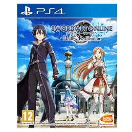 Sword Art Online Hollow Realization PS4 (SP)