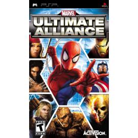 Marvel Ultimate Alliance PSP (SP)
