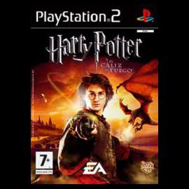 Harry Potter y el Caliz de Fuego PS2 (SP)