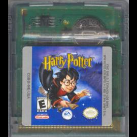 Harry Potter La piedra filosofal GBC