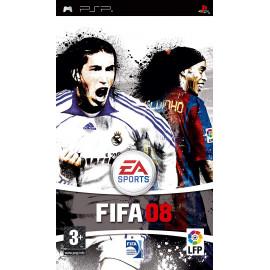Fifa 08 Platinum PSP (SP)