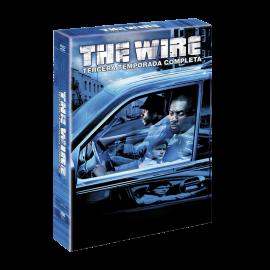 The Wire Temporada 3 (12 Cap) DVD
