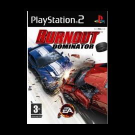 Burnout Dominator PS2 (SP)