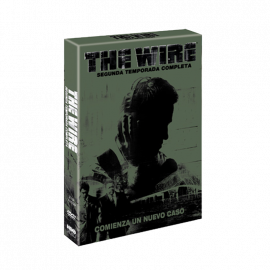 The Wire Temporada 2 (12 Cap) DVD