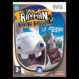 Rayman Raving Rabbids 2 Wii (SP)