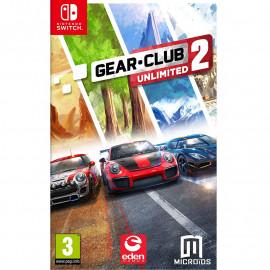 Gear Club Unlimited 2 Switch (SP)