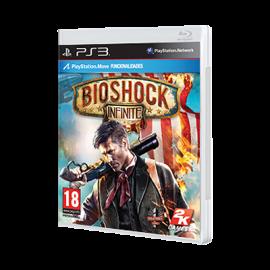 Bioshock Infinite PS3 (SP)