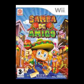 Samba de Amigo Wii (SP)