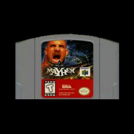 WWC Mayhem N64
