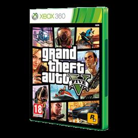 GTA V Xbox360 (SP)