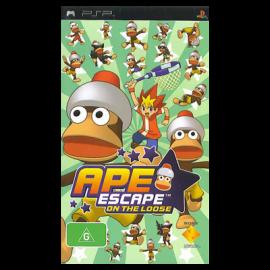 Ape Escape PSP (SP)