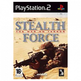 Stealth Force: The War on Terror PS2 (SP)