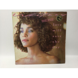 Vinilo Witney Love will save the day 12""