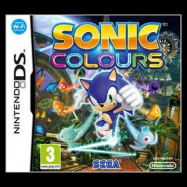 Sonic Colours DS (SP)