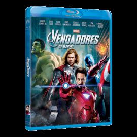 Marvel Los Vengadores BluRay (SP)