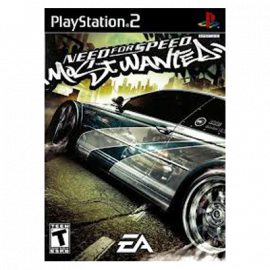 Need for Speed Most Wanted PS2 (SP)