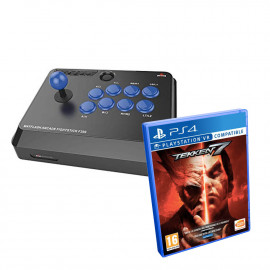 Fighting Stick Mayflash F300 + Tekken 7 PS4