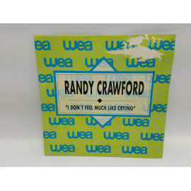 Vinilo Randy Crawford I Don't Feel Much Like Crying 7""