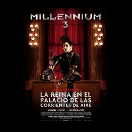 Millennium 3 La reina en el palacio de las corrientes de aire DVD