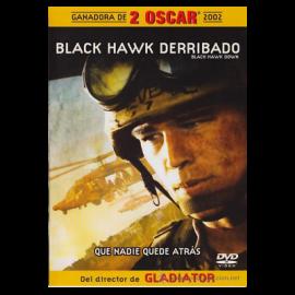 Black Hawk Derribado DVD
