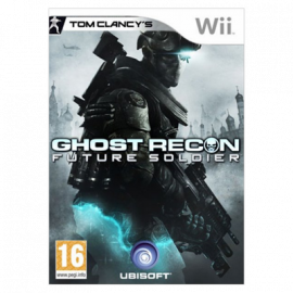 Tom Clancy's Ghost Recon Wii (SP)