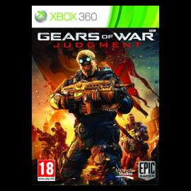 Gears of War: Judgment Xbox360 (SP)