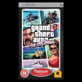 GTA Vice City Stories Platinum PSP (SP)