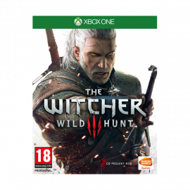 The Witcher 3 Wild Hunt Day One Xbox One (SP)