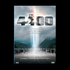 Los 4400 Temporada 1 (5 Cap) DVD