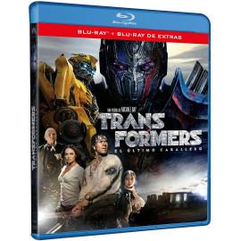 Transformers 5 El Ultimo Caballero BluRay (SP)