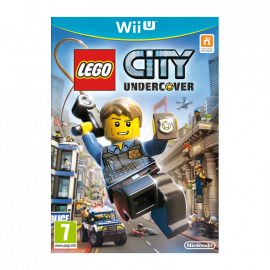 Lego City Undercover Wii U (SP)