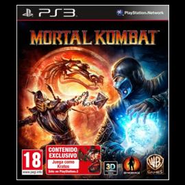 Mortal Kombat 9 PS3 (SP)