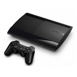 Pack: PS3 Ultraslim 12 GB + Mando Sixaxis