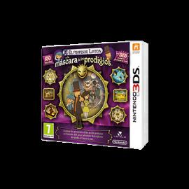 El Profesor Layton y la Máscara de los Prodigios 3DS (SP)
