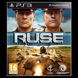 R.U.S.E. PS3 (SP)