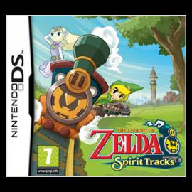 The legend of Zelda : Spirit Tracks DS (SP)