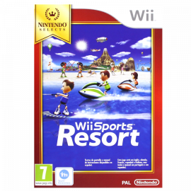 Wii Sports Resort Nintendo Selects Wii (SP)