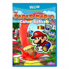 Paper Mario Color Splash Wii U (SP)