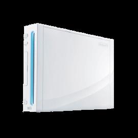 Wii Blanca (Sin Mando)