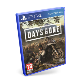 Days Gone PS4 (SP)