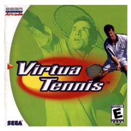 Virtua Tennis DC (SP)