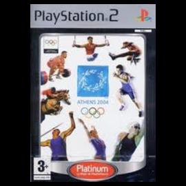 Atenas 2004 Platinum PS2 (SP)