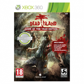 Dead Island GOTY Xbox360 (SP)
