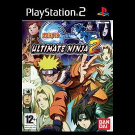 Naruto Ultimate Ninja 2 PS2 (SP)